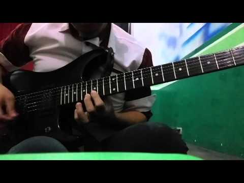 Alam Mo Ba (Hellsong) Lead Guitar Tutorial