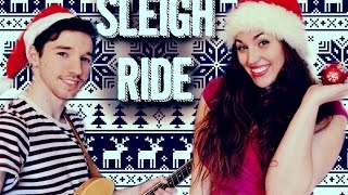 Sleigh Ride by Sammi Morelli ( Jazz Version feat. Jeff Craig)