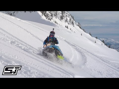 Ski-Doo's Reach for the Summit Sweepstakes at CKMP