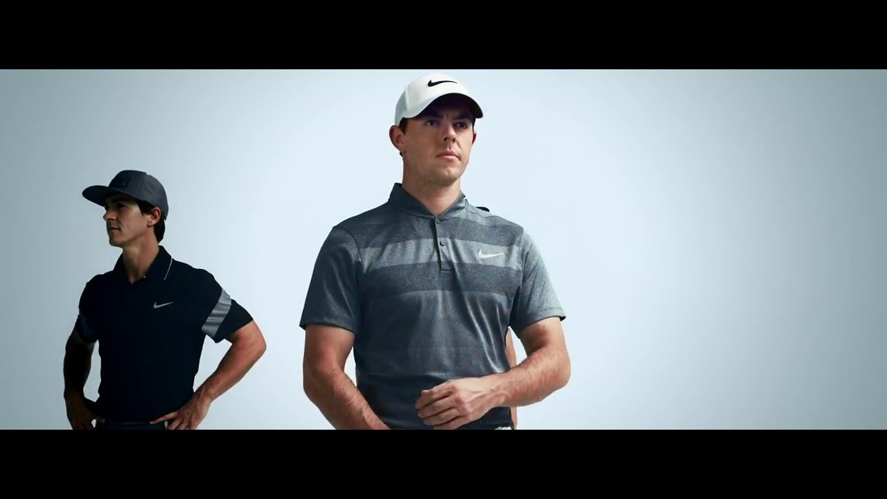 Nike Golf Rory Mcilroy Blade Collar Shirts Youtube