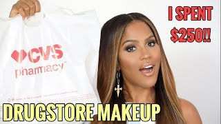 DRUGSTORE MAKEUP TUTORIAL | MAKEUPSHAYLA