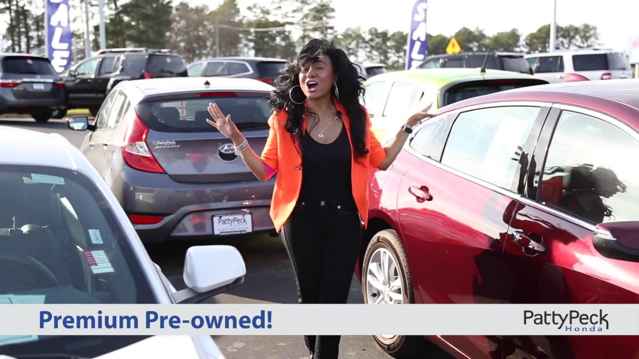patty peck honda used car sale youtube
