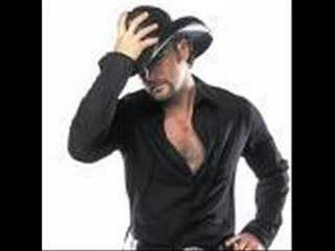 Tim McGraw: The Cowboy in me