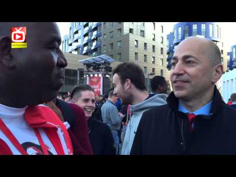 90% Of Arsenal Transfer Rumours Are Rubbish!! | Ivan Gazidis Interview