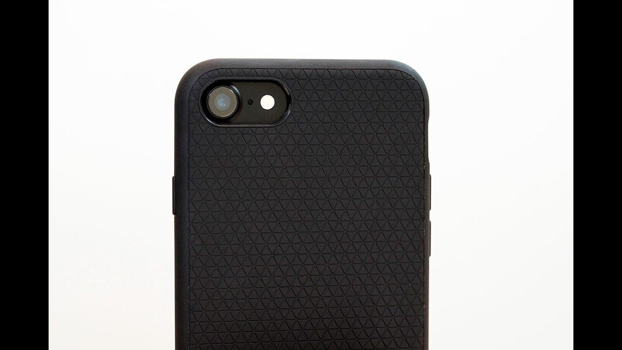 best service e65d4 b4cd6 Spigen Liquid Air for iPhone 7 and 7 Plus