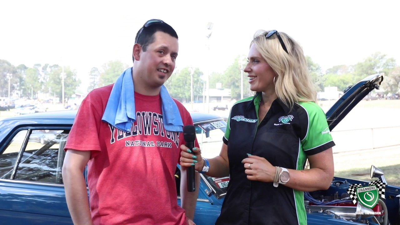 Summernats 32 - Sandra catches up with Ty to talk about his Datsun 1600