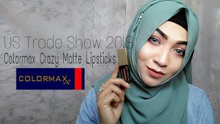 Upcoming Lipsticks from Colormax Crazy Matte Lipsticks | Pari ZaaD
