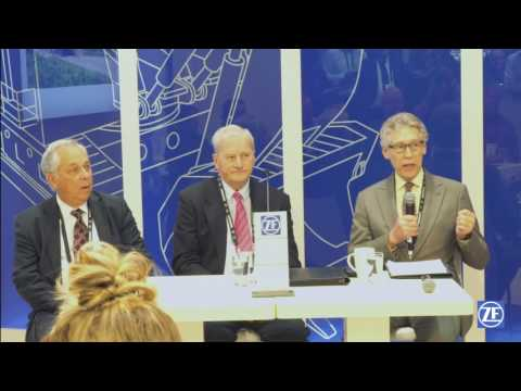 ZF and Diesel Progress: The International Markets & Mobility Forum