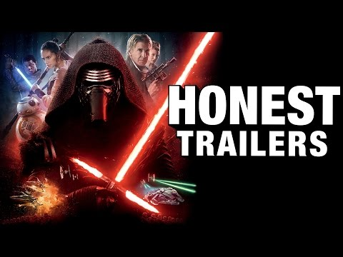 Honest Trailers - Star Wars: The Force Awakens
