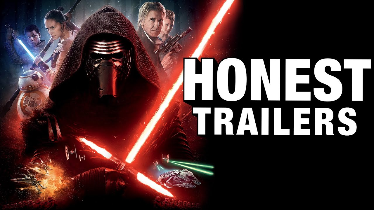 Honest Trailers   Star Wars: The Force Awakens   YouTube