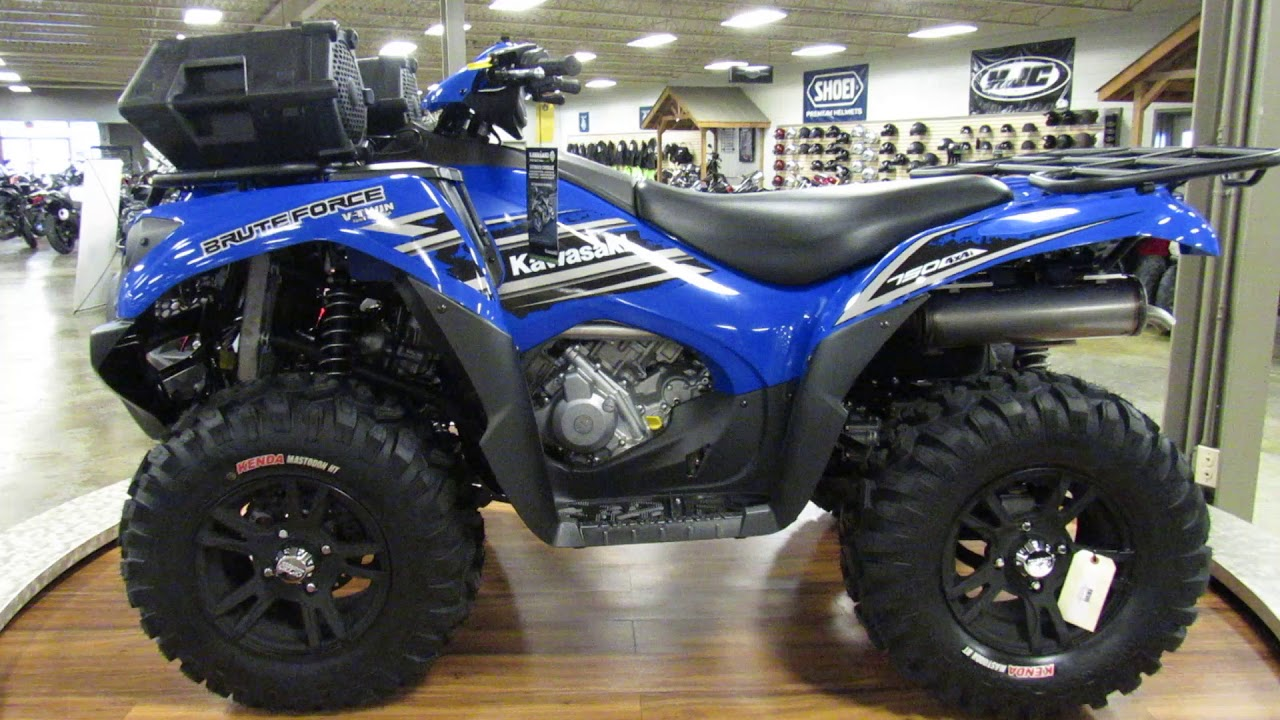 medium resolution of romney cycles 2018 kawasaki brute force 750 4x4i eps