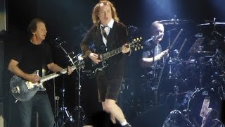 "AC/DC - SHOT DOWN IN FLAMES - München 21.05.2015 (""Rock Or Bust""-Worldtour 2015)"