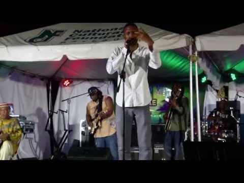 Bajan Green Reggae Road Show #1