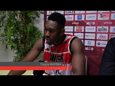 Basket : L'Après-Match Aix Maurienne - AS Denain