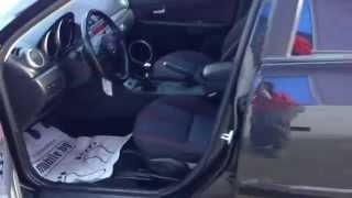 Mazda 3 2.0 Interior 2005