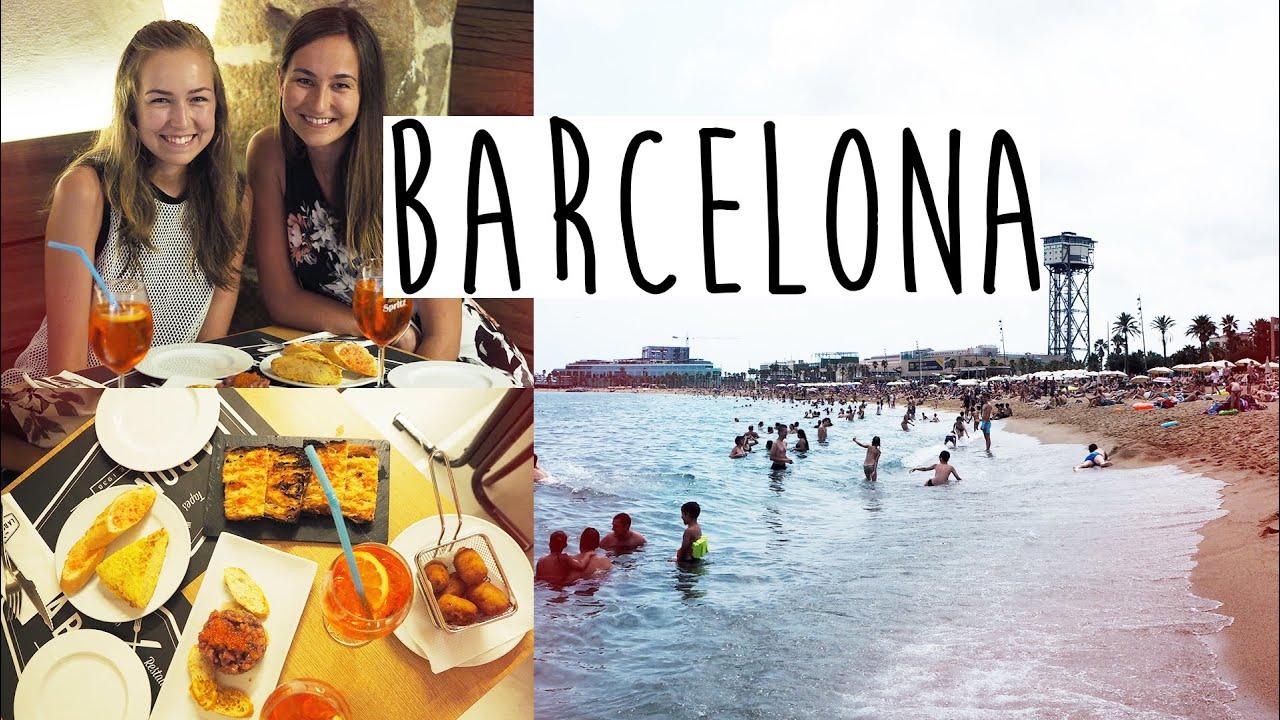 VLOG | Barcelona!