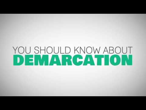 Demarcation Process