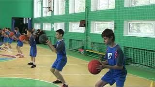 Інноваційний урок фізичної культури 2017.Самойленко Максим