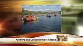 Learn a new sport! Kayaking, canyoneering in Arizona