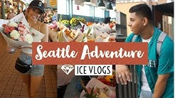 Seattle Adventure! - *FIRST VLOG*