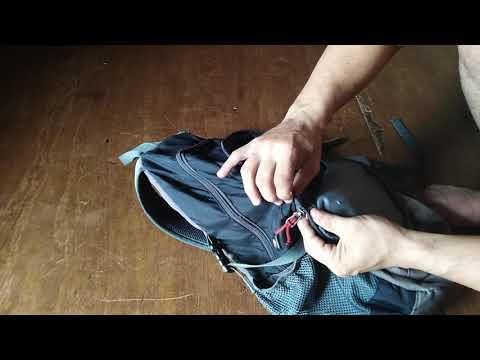 How to fix broken zipper of backpack just 5 sec.