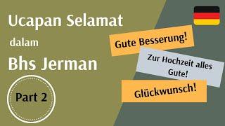 Ucapin SELAMAT ULANG TAHUN bahasa JERMAN (like a native!)  - safiralidina