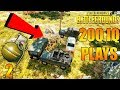 200 IQ Players PUBG - Best of PUBG Stream Highlights Ep.2