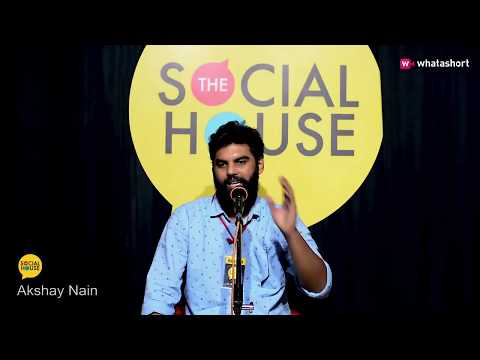 Questionnaire For Gods by Akshay Nain   The Social House   Whatashort