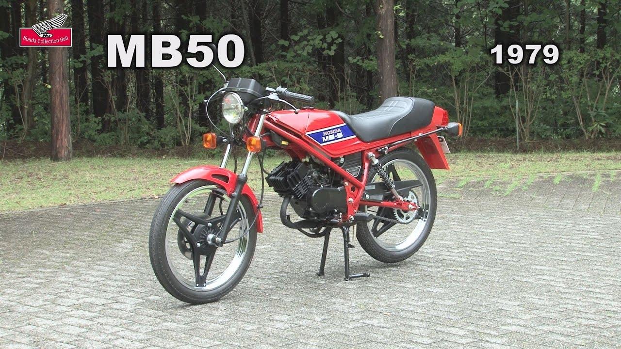 honda mb50 youtube