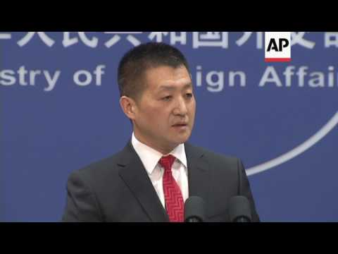 China on Trump administration comments on Asia