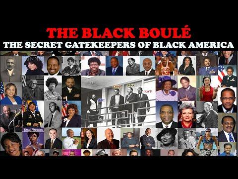 THE BLACK BOULE: The Secret Gatekeepers of Black America