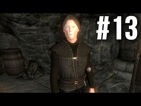 Let's 100% Oblivion Part 13 - The Elusive Elf
