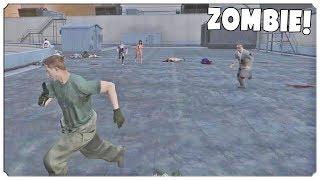 GTA Online MOD FiveM - ZOMBIE! /Pavel