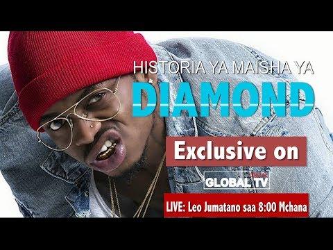 EXCLUSIVE: Historia ya Diamond, Alipozaliwa, Muziki, Mapenzi!