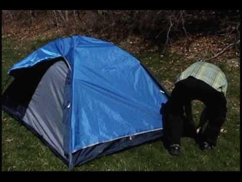 Sierra Designs Sirius 2 Tent Review & Sierra Designs Sirius 2 Tent Review - YouTube