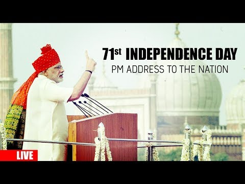 71st Independence Day Of India Celebrations At Red Fort - 2017 || NH9 Live
