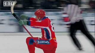 Bandy World Championship 2012/ FINAL/ Sweden 5-4 Russia / IVANUSHKIN HAT-TRICK!(Bandy World Championship 2012 Sweden 5-4 Russia Evgeny Ivanushkin HAT-TRICK in final match against Sweden! Евгений Иванушкин забил три мяча в ..., 2012-02-05T17:41:36.000Z)