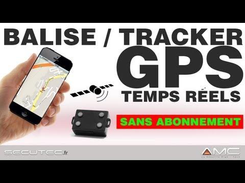 TR-LA-700 : BALISE GPS TEMPS RÉEL LONGUE AUTONOMIE WATERPROOF [SECUTEC.FR]