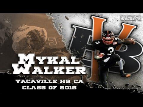Mykal Walker Senior Season Highlights - Vacaville HS, CA  - IGR Sports