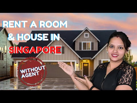 Rent A Cheap Room & House In Singapore   No Agent Fees   HDB & Apartments   Part 1