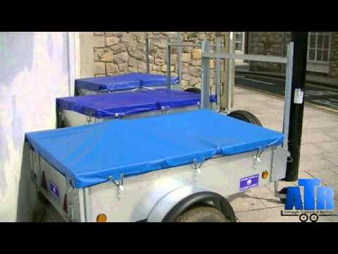 Armagh Trailers - Small Utility Trailer