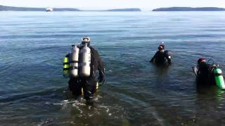 Scuba Merit Badge Mukilteo 2011