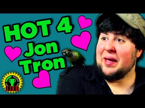 JonTron is My OTP! - Asagao Academy Dating Sim