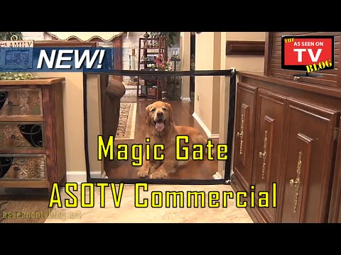 Magic Gate As Seen On TV Commercial Magic Gate As Seen On TV