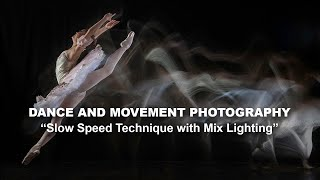 Dance and Movement Photography…