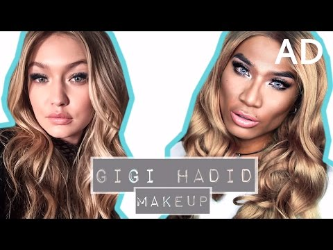 Gigi Hadid Makeup Tutorial ▷ Marc Zapanta
