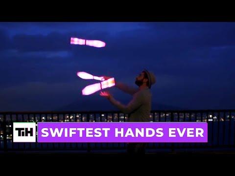 Swiftest Hands We've Ever Seen | This Happened