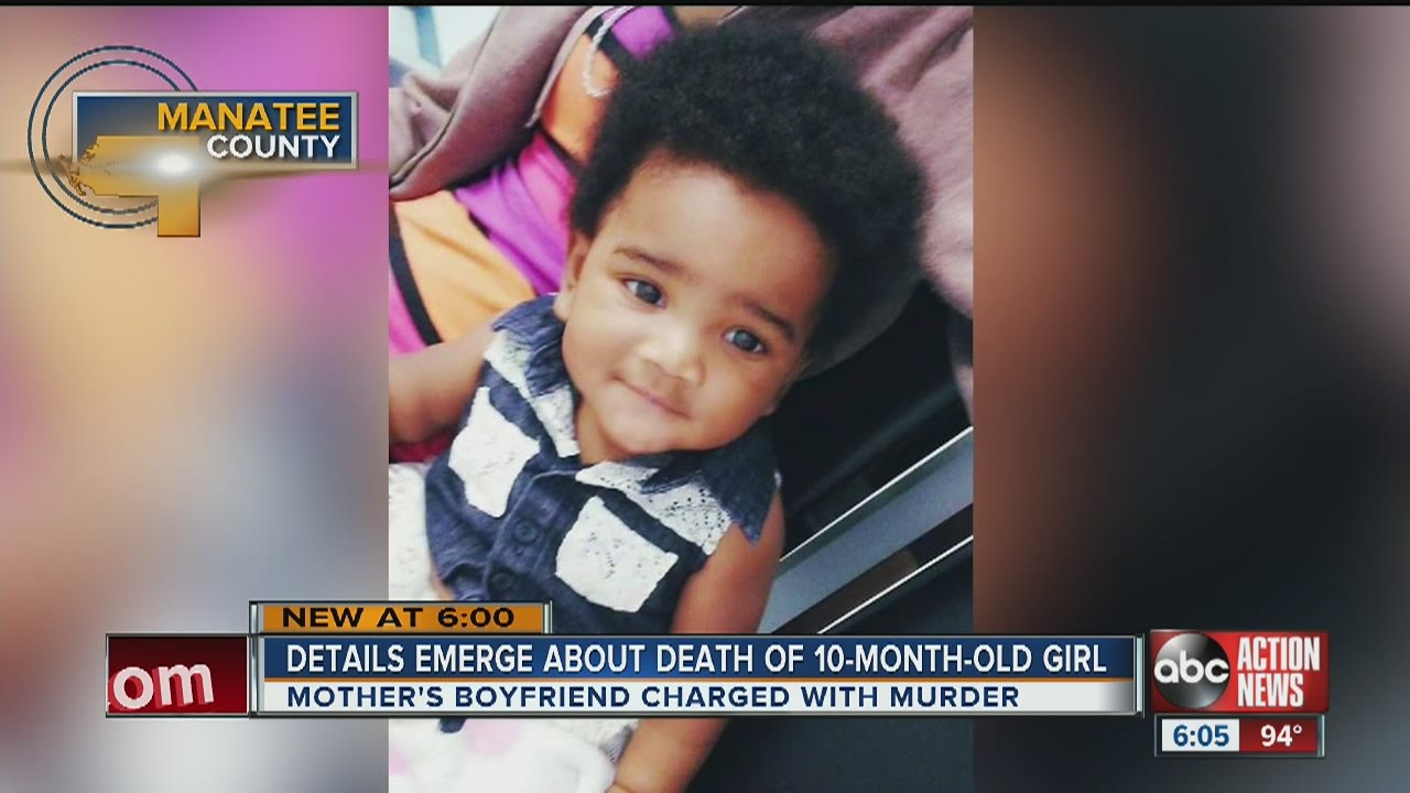 Mother S Boyfriend Charged In Infant S Death Youtube