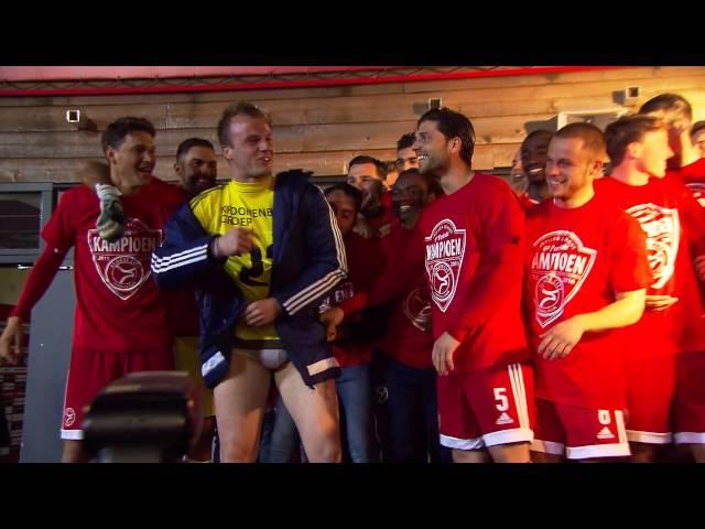 Huldiging periodekampioenschap 2015/2016