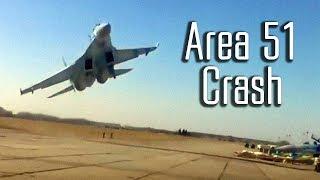 The 2017 Crash at Area 51